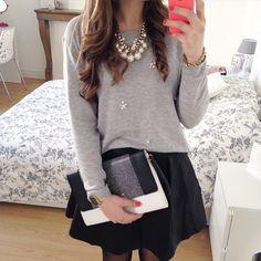 Pauline Dress @paulinedress #Tenue du jour : ...Instagram photo | Websta (Webstagram)
