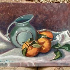 Title: Fresh Squeezed, oil on panel By Susan Grove Art Work, Oil, Fine Art, Fresh, Painting, Artwork, Work Of Art, Painting Art, Art Pieces