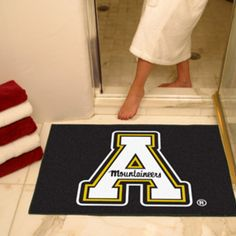 GO APP STATE!!! SHOWER MAT!!!! I NEED ONE NOWWWWW!!!