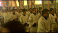 Obispo emite mensaje de Paz y Unión en Semana Santa.