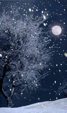 Esta nevando
