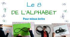 Aider les enfants à mieux écrire : Le huit couché de l'alphabet (Brain Gym…