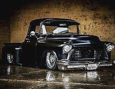 Nice Chevy! #ClassicCars #CTins #truck