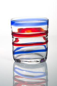 Carlo Moretti's Bora Tumbler Glass
