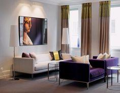 Get the Nordic Mid-Century Style With Anemone Wille Våge Sofa Design, Big Design, Design Ideas, Interior Work, Best Interior, Interior Design, Neutral Sofa, Choice Hotels, Interiors Magazine