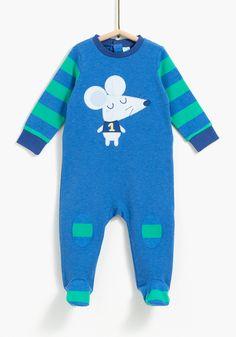 #carrefour #tex #baby boy nightwear ss17  Textile design by Amaya Cotarelo
