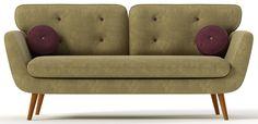 SLF24 Wygodna sofa trzyosobowa sofy, meble tapicerowane, kanapy, fotele, łóżka