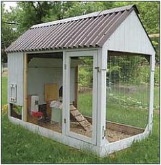 Little Chicken House.
