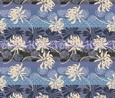 Scattered fabric by nellig on Spoonflower - custom fabric