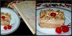 Μια εύκολη και γευστικότατη τουρτίτσα, με διακριτική γεύση νες καφέ και απλά υλικά! Η συνταγή που σας δείχνω λέει με σαβαγιάρ και αμύγδαλ... Tiramisu, French Toast, Breakfast, Ethnic Recipes, Blog, Morning Coffee, Blogging, Morning Breakfast, Tiramisu Cake
