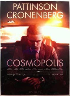 Cosmopolis (2012). Canadá. Dir: David Cronenberg. SIGNATURA: DVD-IN-343. Baseada no libro de Don DeLillo: http://kmelot.biblioteca.udc.es/record=b1461231~S1*gag