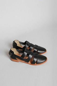 sandales noires femme, chaussures d ete femme 2016