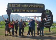 Wine tour with Platypus Tours in Napa