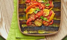 Vegetarian recipes from the Guardian including dahl and ratatouille
