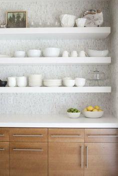 Organization Inspiration: Tidy Kitchens