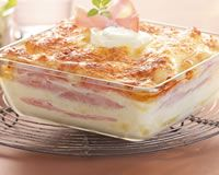 My Boats Plans - Lasagnes légères au chèvre et au bacon Master Boat Builder with 31 Years of Experience Finally Releases Archive Of 518 Illustrated, Step-By-Step Boat Plans Bacon Lasagna, Quinoa, Fast Food, Yummy Food, Tasty, No Cook Meals, Cooking Time, Food Inspiration, Love Food