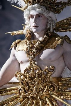 Past Beauty of Men — Roi Soleil Character Inspiration, Character Design, Style Inspiration, Vogue, Turandot Opera, Cl Fashion, Fashion Design, Mode Baroque, Art Photography