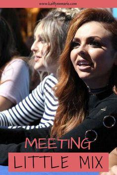 Meeting Little Mix! | Kaitlynn Marie
