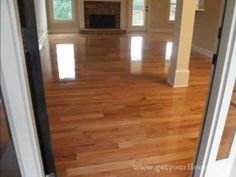 hardwood floor refinishing in Atlanta, Decatur, Buckhead, Roswell, Sandy Springs and more completed by M. Installing Hardwood Floors, Refinishing Hardwood Floors, Floor Refinishing, Sandy Springs, Atlanta, Construction, Flooring, Projects, Building