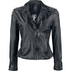 Erin Leather jacket