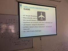 Cyber Security workshop delivered by trained Professor of Mech. Dept to other faculty member