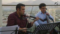 Cuarteto de cuerda Electroclasicos, 24K Magic By Bruno Mars.  Electric String Quartet  Santiago de Chile.  Músicos para eventos.