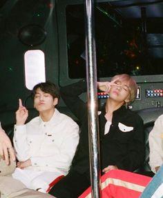 Taekook squad has arrived 💕 Bts Jungkook, Kim Namjoon, Kim Taehyung, Seokjin, Taekook, Yoonmin, Namjin, K Pop, Park Jimim