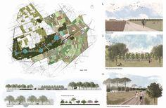 Urban Landscape Park #Park #Landscape #Urban #urbanistica