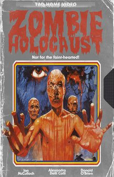 Original design by Trevor Dunt.    *Not a scan of an actual vhs box but an original creation by Trevor Dunt    *I do not support nor condone