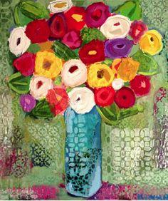 ♔ ART: Christy Kinard
