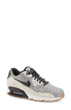 Nike 'Air Max 90 - Premium' Sneaker (Women) available at #Nordstrom