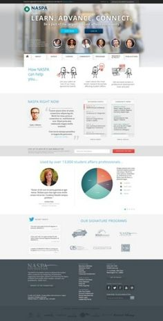 #Webdesign with soft colors