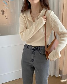 Workwear Fashion, Kpop Fashion Outfits, Edgy Outfits, Cute Casual Outfits, Korean Girl Fashion, Korean Street Fashion, Look Fashion, Korean Outfit Street Styles, Korean Outfits
