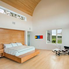 Solid Wood Platform Bed With Drawers Design Ideas, Pictures, Remodel, and Decor