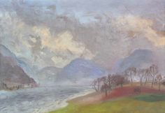Winifred Nicholson, Ullswater, 1946