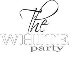 white party logo - Google Search