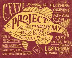 Hot typographic works of Jon Contino.