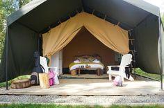 Dromquinna Manor County Kerr, Ireland -  luxury tents