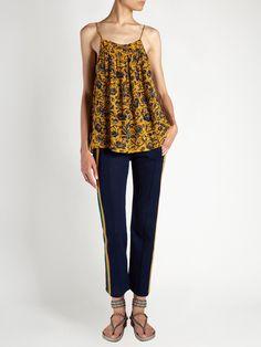 Dobbs side-striped track pants   Isabel Marant Étoile   MATCHESFASHION.COM UK