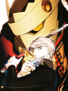 Persona 4, Izanagi and Souji\Yu