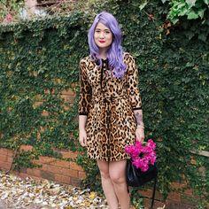 MEOW new #OOTD www.emiunicorn.com • @wheelsanddollbaby @dolcegabbana • #pastelhair #outfit #wheelsanddollbaby #emiunicorn