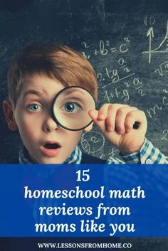 There are so many homeschool math curriculums available that are amazing but how do you choose which one is best for your family? This post is full of reviews from moms about homeschool math curriculums to help you choose. #math #homeschool #parenting #homeschoolmath #lessonsfromhome Homeschool Math Curriculum, Homeschool High School, Homeschooling, Right Start Math, Math U See, Online Math Courses, Teaching Textbooks, Singapore Math, Kids Story Books