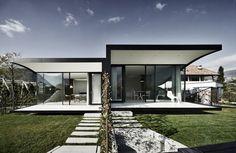 Mirror Houses (Foto: Oskar da Riz / divulgação )