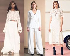 Fashion: What to wear to Le Diner en Blanc - Lifestyle - NZ Herald News