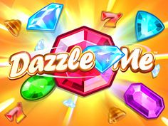 Get ready to be dazzled!  Dazzle ME online slot game!