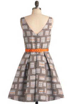 Housewarming My Heart Dress, #ModCloth 2
