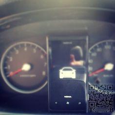 Nokia Drive on the Nokia Lumia 800