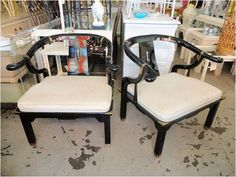 Ming Style Chairs