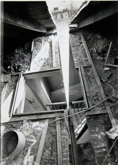 Gordon Matta-Clark at #MACBA #art  Discover the coolest shows in New York at www.artexperience...
