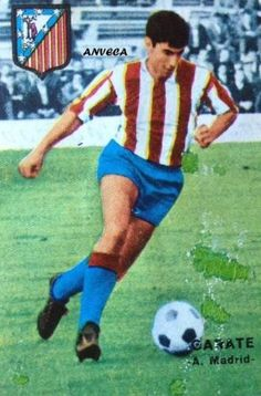 GARATE (A. Madrid - 1967-68) Ed. Fher